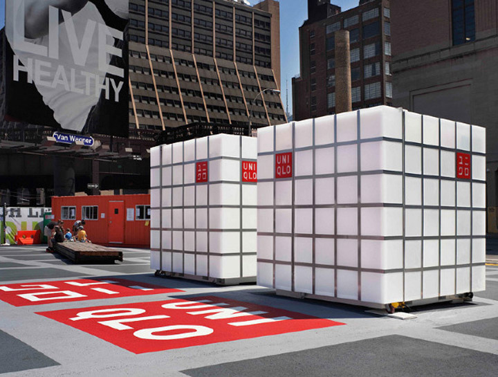 Pop-Up store-Uniqlo-Cool-Design-Sélection-10-effronté-New-York