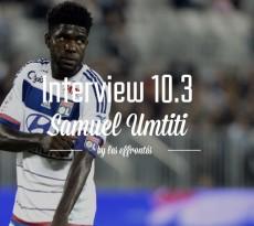 Samuel Umtiti-Interview-OL-olympique lyonnais-défenseur-effronté-foot-footballeur
