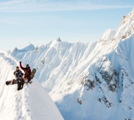 Snowboard - The Fourth Phase - Teaser du film de Travis Rice