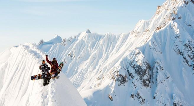 Snowboard - The Fourth Phase - Teaser du film de Travis Rice