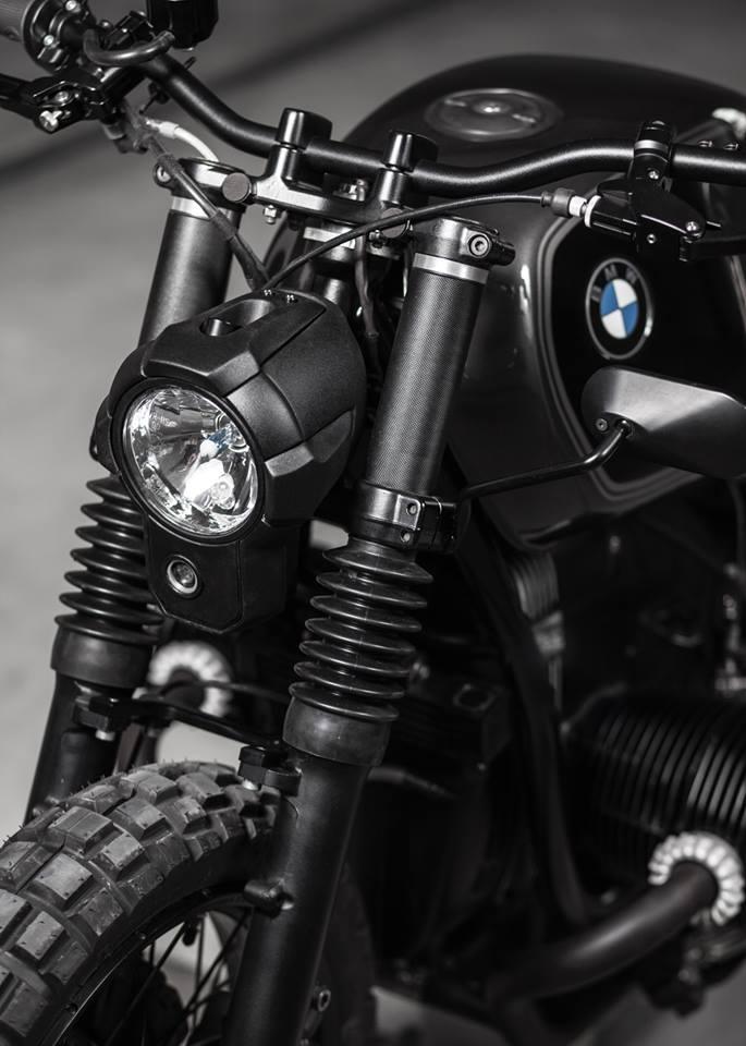 BMW R100R par Vagabund custom autriche autrichien moto effronté 01