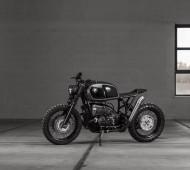 BMW R100R par Vagabund custom autriche autrichien moto effronté 07