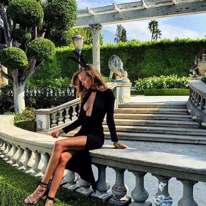 Josephine-Skriver-Instagirl-Instagram-Sexy-Jolie-Canon-Fille-Femme-Blonde-Mannequin-Copenhagen-Copenhage-Danemark-Danoise-Bikini-effronte-15