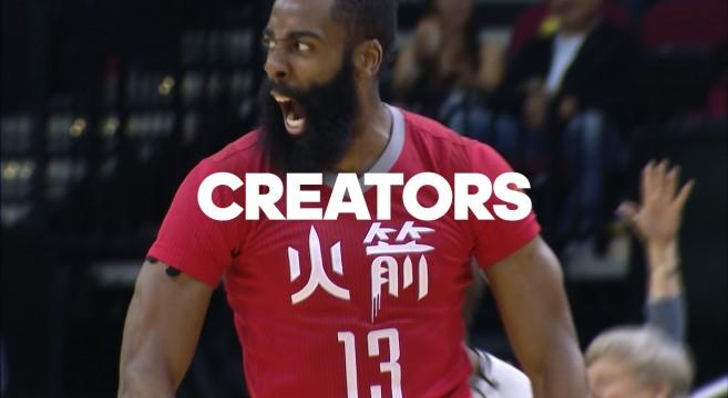 Adidas - Creators Never Follow x James Harden