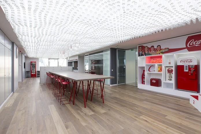 Les nouveaux bureaux de Coca-Cola France 01