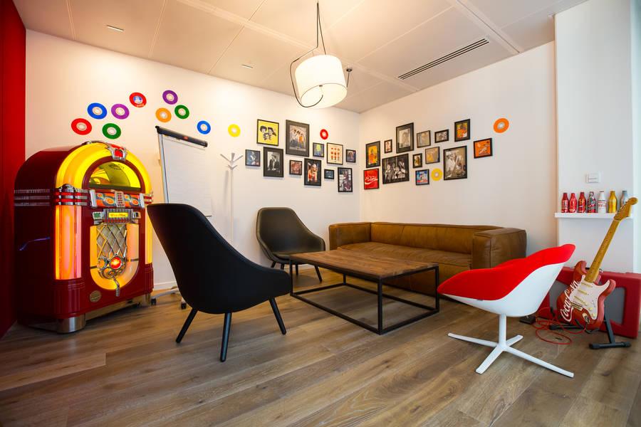 Les nouveaux bureaux de Coca-Cola France 06