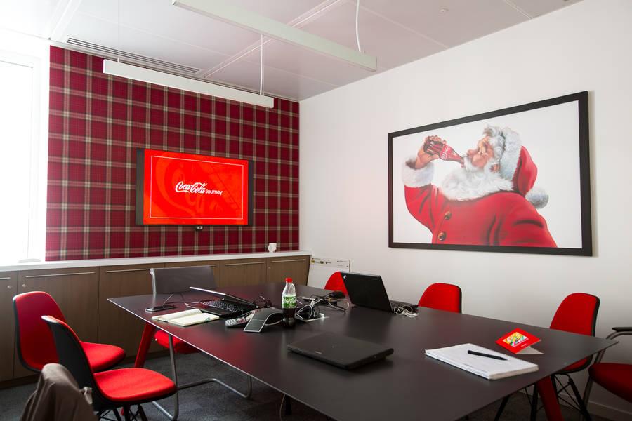 Les nouveaux bureaux de Coca-Cola France 07