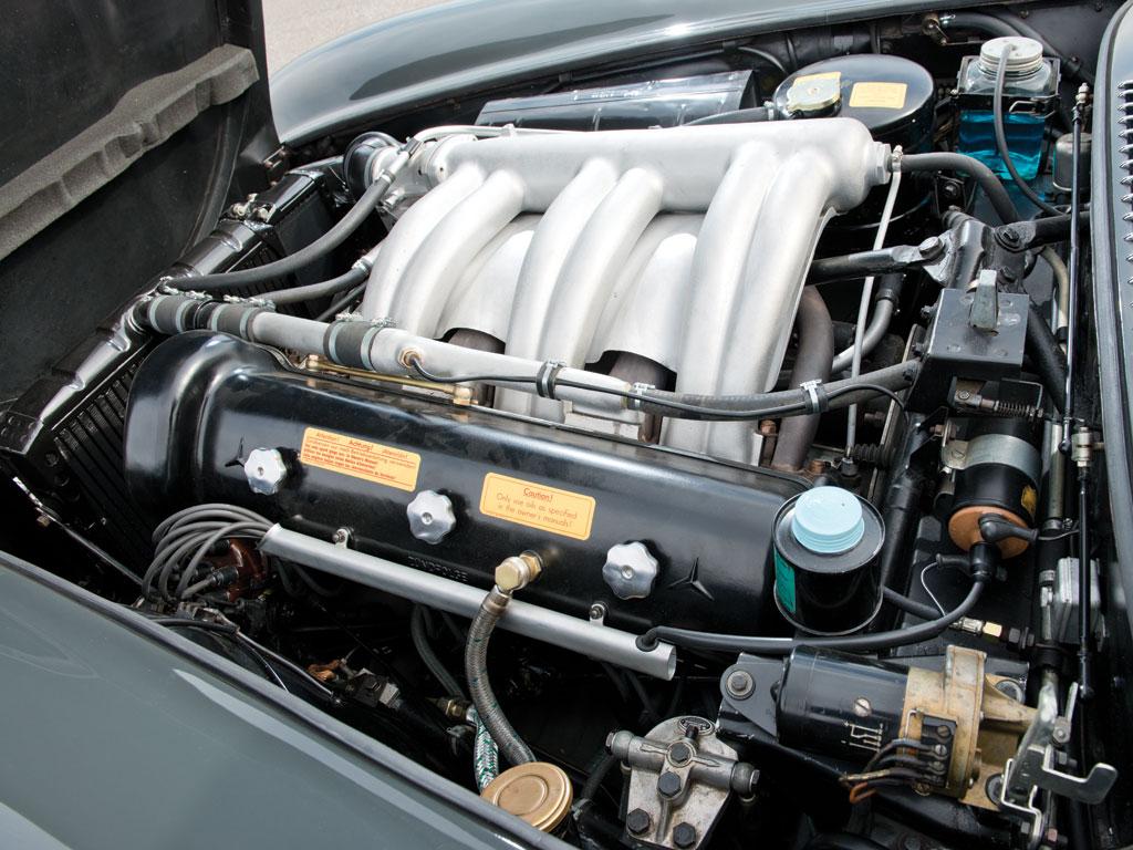 Mercedes-Benz 300SL-Gullwing-de-1955-collection-enchères-auction-Rmsothebys-effronté-03