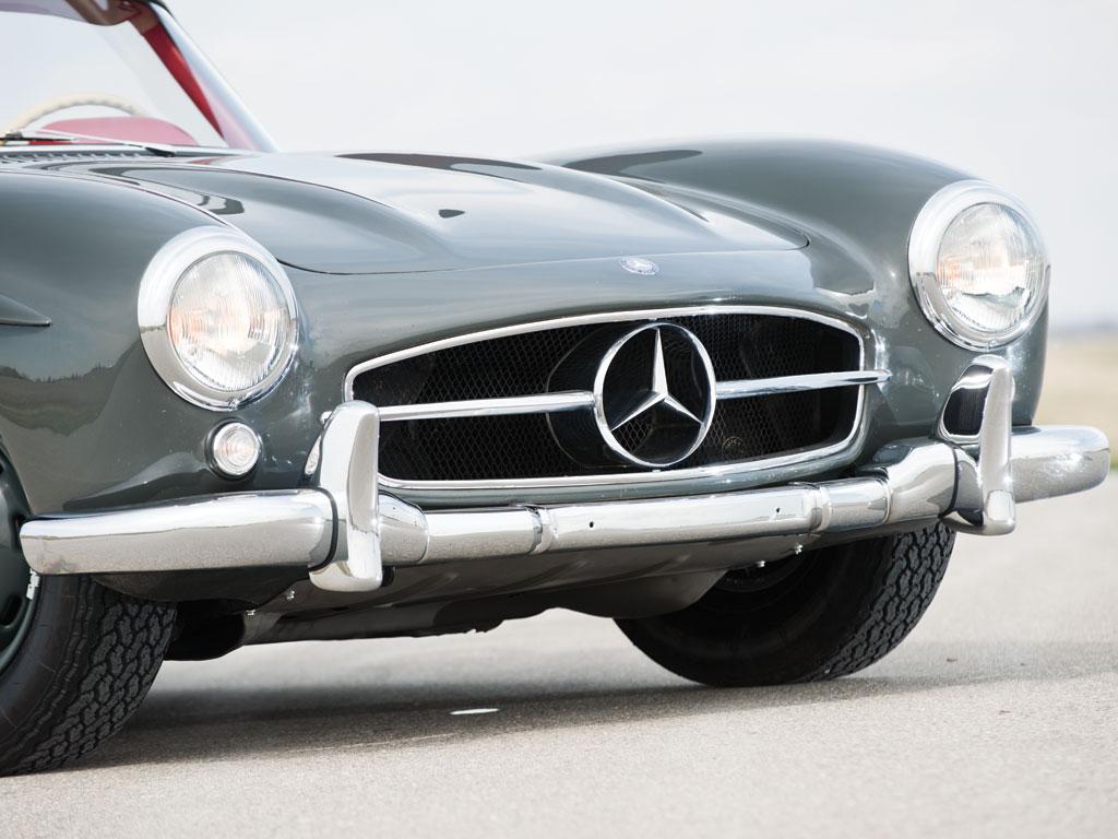 Mercedes-Benz 300SL-Gullwing-de-1955-collection-enchères-auction-Rmsothebys-effronté-07