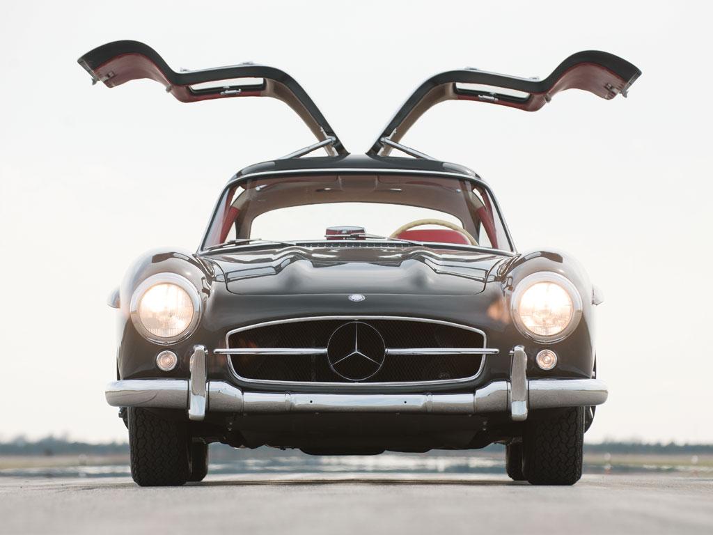 Mercedes-Benz 300SL-Gullwing-de-1955-collection-enchères-auction-Rmsothebys-effronté-09