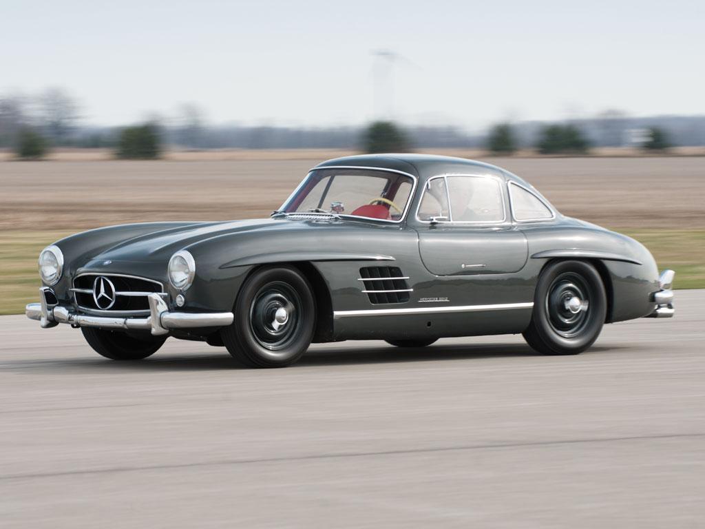 Mercedes-Benz 300SL-Gullwing-de-1955-collection-enchères-auction-Rmsothebys-effronté-13