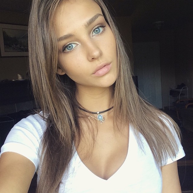 models Lucy belle teen