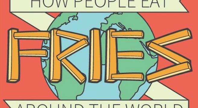 Comment mange t-on les French Fries à travers le monde