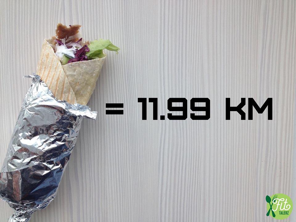 Fit Talerz-kilometre-à-parcourir-courrir-après-un-kebab-galette