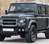 Land Rover Defender - The END - par KAHN DESIGN 01