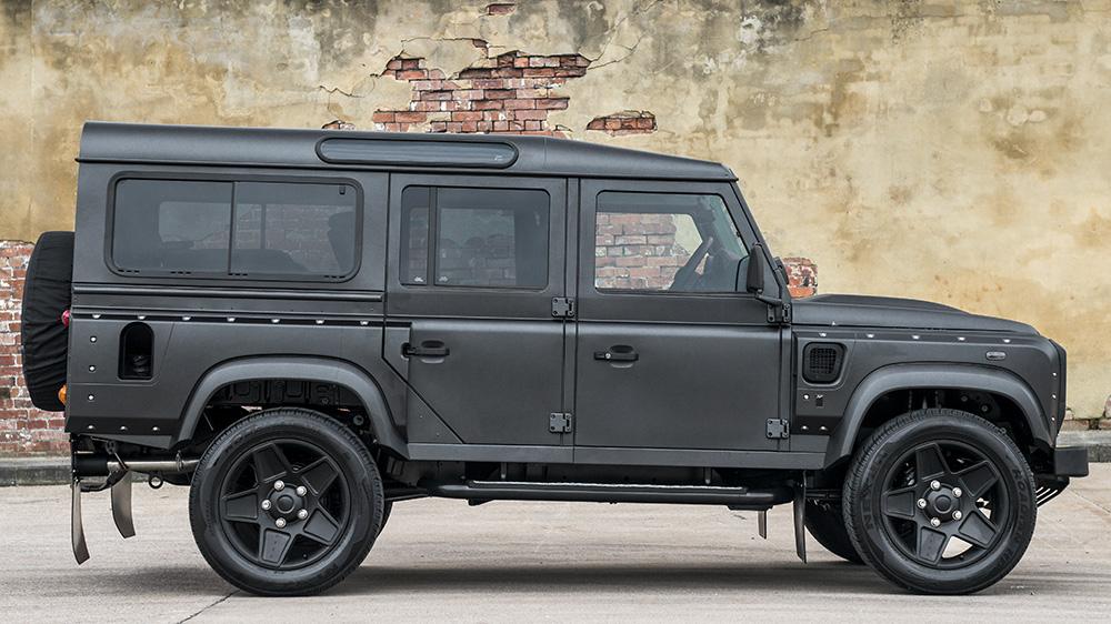 Land Rover Defender - The END - par KAHN DESIGN 02