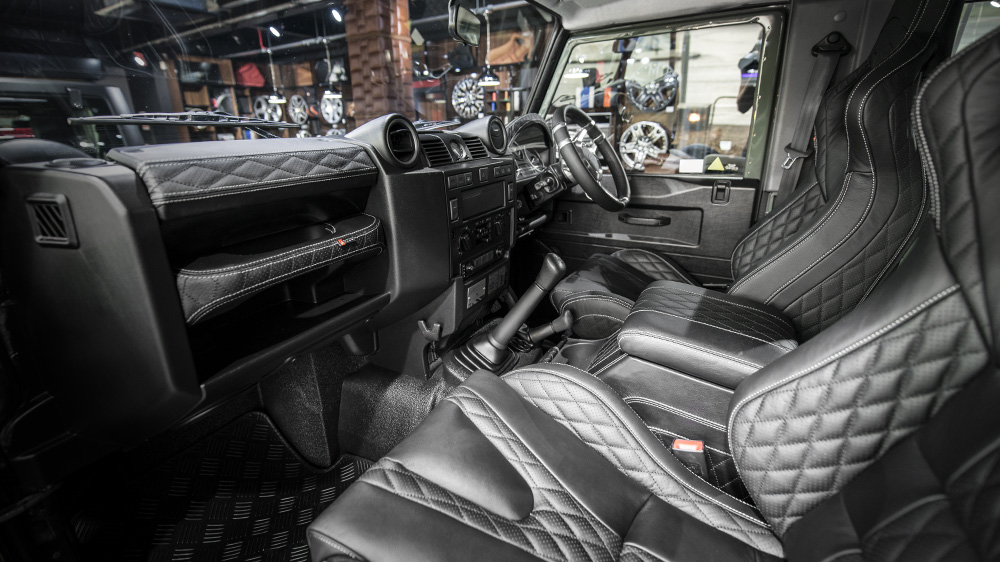 Land Rover Defender - The END - par KAHN DESIGN 04