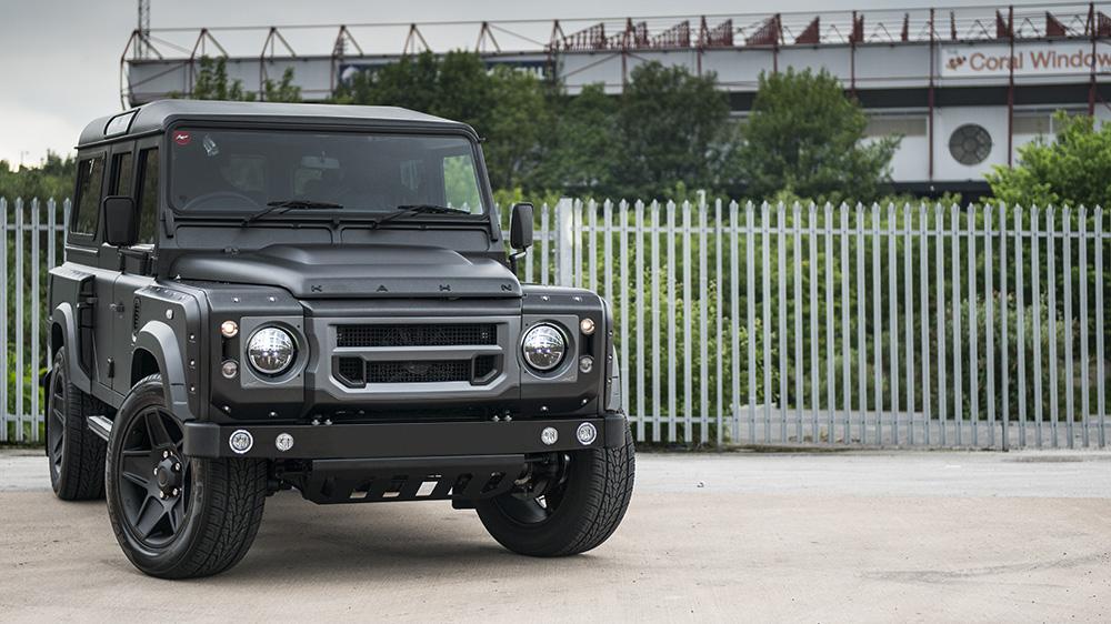 Land Rover Defender - The END - par KAHN DESIGN 05