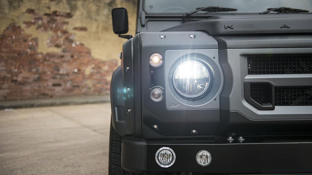 Land Rover Defender - The END - par KAHN DESIGN 06
