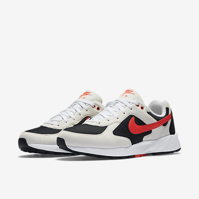 Nike Air ICARUS NSW 2016-Blanc-Noir-Cramoisi brillant-Infrared-réédition-running-retro-01