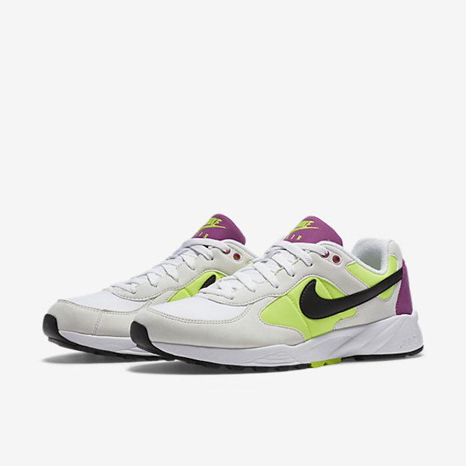 outlet store cb5af 6eedc ... Nike Air ICARUS NSW 2016-Blanc-Volt-Fuchsia flash-Noir-réédition ...