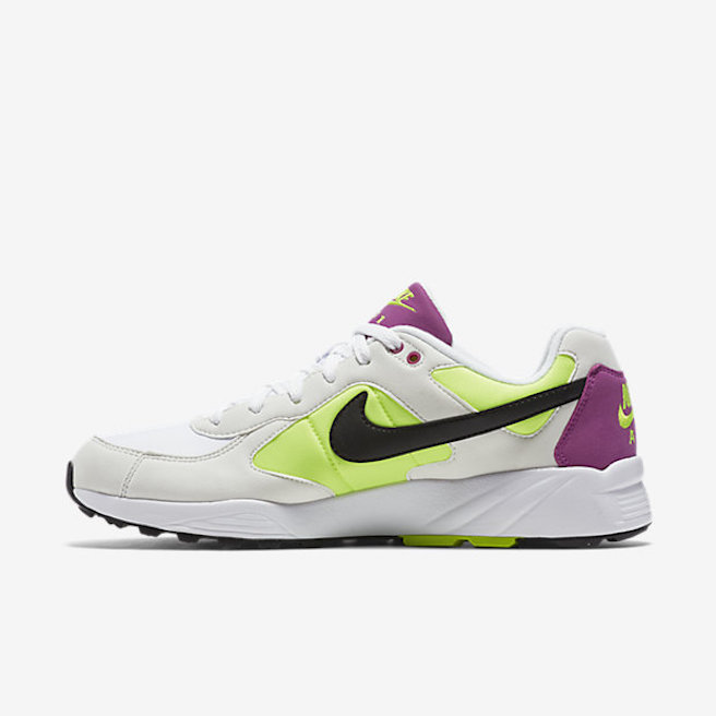Nike Air ICARUS NSW 2016-Blanc-Volt-Fuchsia flash-Noir-réédition-running-retro-02
