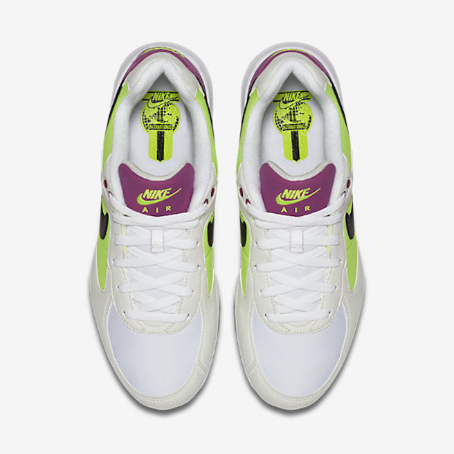 Nike Air ICARUS NSW 2016-Blanc-Volt-Fuchsia flash-Noir-réédition-running-retro-03