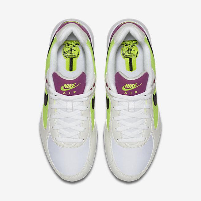 size 40 b262d f913a ... Nike Air ICARUS NSW 2016-Blanc-Volt-Fuchsia flash-Noir-réédition