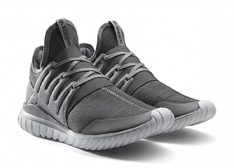 Nouvelle Adidas Tubular Radial Grise-Granite-Solid-Grey-White-05