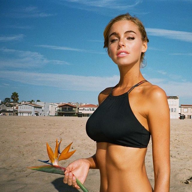 Elizabeth Cameron Turner-Instagirl-Instagram-Sexy-Jolie-Canon-Fille-Femme-Blonde-Mannequin-LAmodels-Los-Angeles-Californie-Duke-University-Mode-Bikini-effronte-11