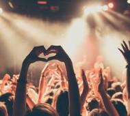 6 concerts live sur YouTube