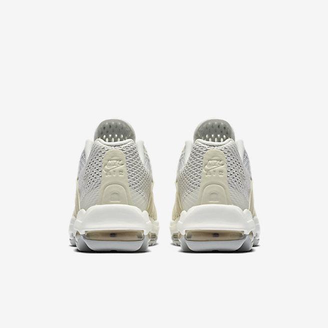 Nike Air Max 95 Ultra Jacquard coloris Beige Blanc | Effronté