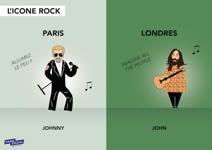 paris-vs-londres-johnny-john-lennon-ZigZag Paris-effronté-mini