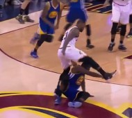 Ca-chauffe-entre-Draymond- Green-et-LeBron-James-NBA-Finals-2016
