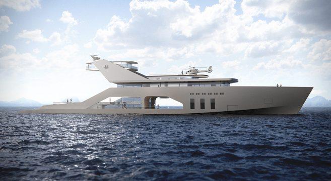 108m-Hybrid-Mega-Yacht-by-Hareide-Design-1