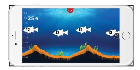 FishHunter PRO, le plus petit détecteur de poisson du monde 03