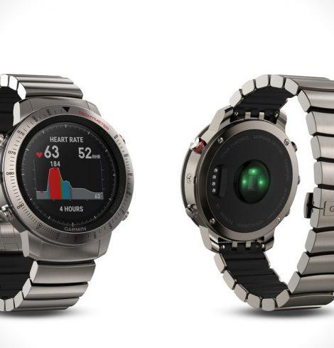 Garmin-Fenix-Chronos-montre-luxe-high-tech-effronté-cuir-titane-acier-01