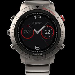 Garmin-Fenix-Chronos-montre-luxe-high-tech-effronté-cuir-titane-acier-04