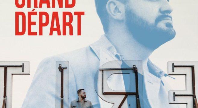 Le nouvel album de Fritz Kalkbrenner Grand Départ
