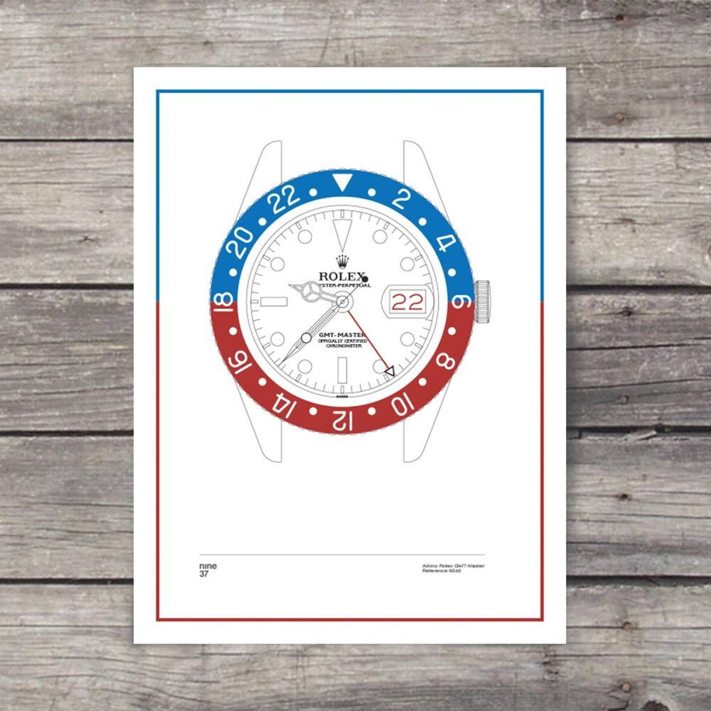 Nine37-affiches-de-montres-horlogerie-design-minimaliste-poste-qualité-rolex-patek-omega-IWC-effronté-04