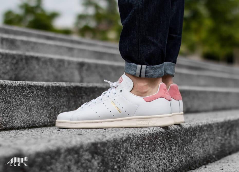 Nouvelles Stan Smith 2016 Coloris rose ray pink mode sneakers effronté 01