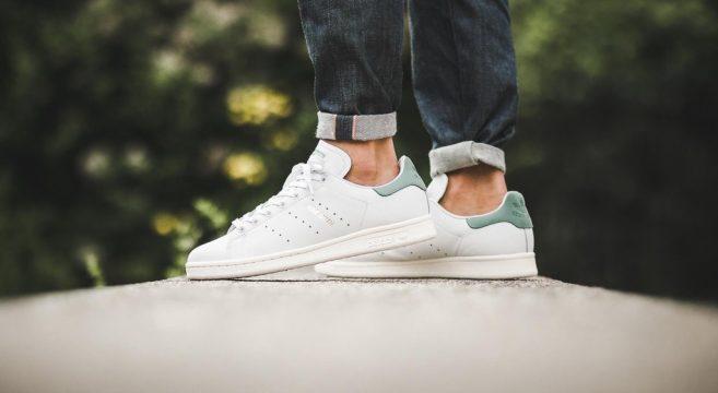 Nouvelles Stan Smith 2016 Coloris vert d'eau vapour steel mode sneakers effronté 01