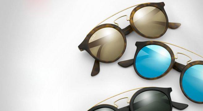 les lunettes de soleil idéales pour vos vacances verres mirroir miroité effronté