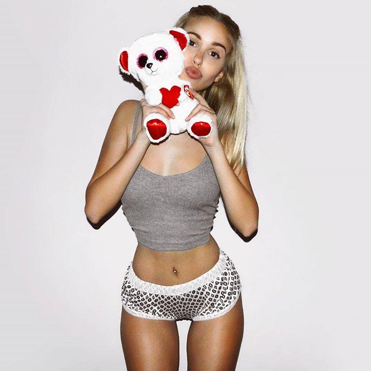 Maria Domark-instagirl-instagram-israel-israelienne-sexy-jolie-yuli-models-blonde