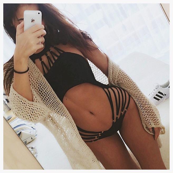 Adele Grisoni-France-Francaise-Model-Blogueuse-Instagirl-Instagram-Sexy-Jolie-Canon-Fille-Femme-Blonde-Bikini-lingerie-sous-vetement-effronte-Lyon-aura-the-label-11