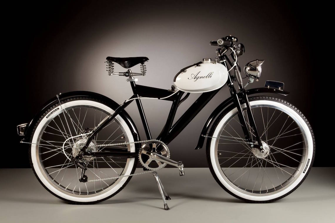 agnelli milano bici v lo lectrique haute couture. Black Bedroom Furniture Sets. Home Design Ideas