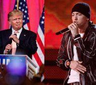 Campaign Speech Eminem