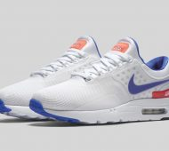 Nike Air Max Zero - Rouge Solaire / Ultra Marine