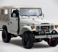 Aspen Project Land Cruiser FJ Company