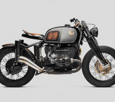 BMW R75/7 Nerboruta par South Garage